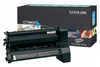 Lexmark C7700CH OEM Toner Cartridge For C770 Cyan - 10K