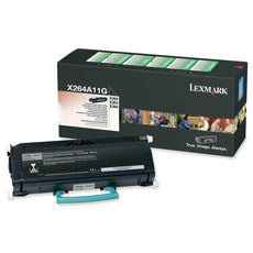 Lexmark X463A11G OEM Toner Cartridge For X463 Black - 3.5K