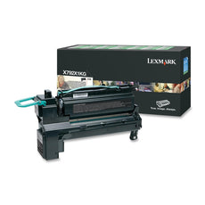 OEM Lexmark X792X1KG Toner Cartridge For X792 Black - 20K