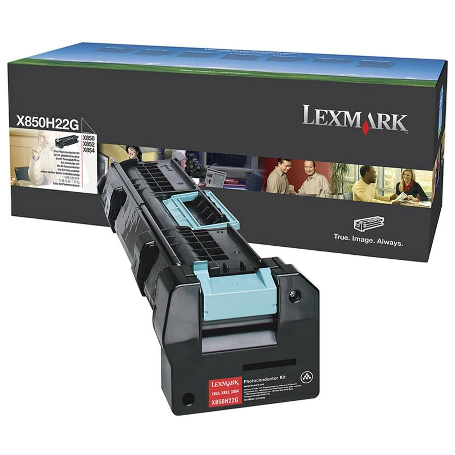 Lexmark X850H22G OEM Photoconductor For X850 Black - 70K