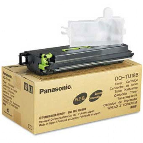 OEM Panasonic DQ-TU18B Toner Cartridge For WORKiO DP-2000 Black - 18K