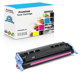 Compatible HP Q6003A, 124A Toner Cartridge For Color LaserJet 2600, CM1015 Magenta - 2.5K