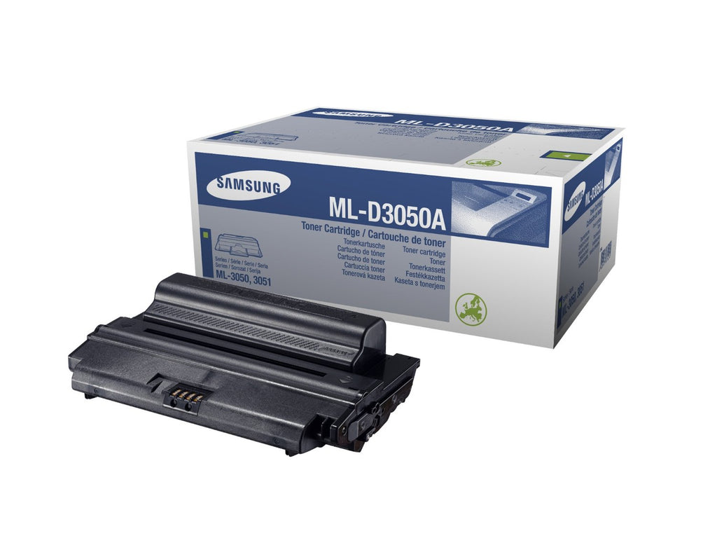 Samsung ML-D3050A OEM Toner Cartridge For ML-3050 Black - 2K