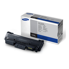 OEM Samsung MLT-D116L, SU832A Toner Cartridge Black - 3000 Pages
