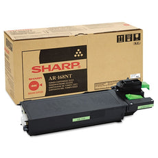 Sharp AR-168NT OEM Toner Cartridge For AR 153, AR 168D Black - 8K
