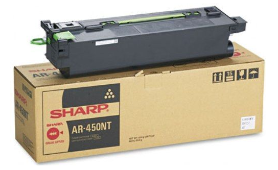 OEM Sharp AR-450NT Toner Cartridge For AR M280, AR M450U Black - 27K