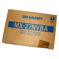 Sharp MX-27NVBA OEM Developer For MX-2300N, MX-4501N Black - 75K