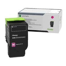 Lexmark 78C0U30 OEM Toner Cartridge Magenta Ultra High Yield 7000 Pages