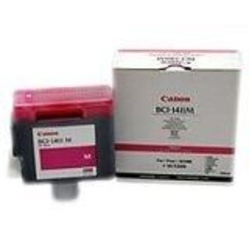 Original Canon Bci 1411 Black Ink Tank For Imageprograf W7200 Printer - Inkjet - Black