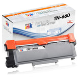 StarInk Compatible Brother TN660, TN-660 Toner Cartridge - Black - 2.6K