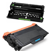 Combo Set Brother TN850 X 1 Toner & DR820 X 1 Drum Compatible with MFC-L5700DW