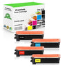 Compatible Brother TN-210 Toner Cartridges for TN210BK, TN210C, TN210M, TN210Y - Value Pack