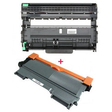 Compatible Brother TN450 X 1 Toner & DR420 X 1 Drum for MFC 7240, HL 2130 - Value Pack