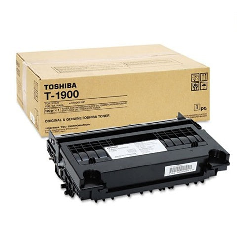 Toshiba T-1900 OEM Toner Cartridge For e-STUDIO 190F Black - 10K