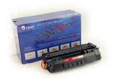 Troy 0281212001 MICR Toner Cartridge For HP 53A, Q7553A Black - 2.8K