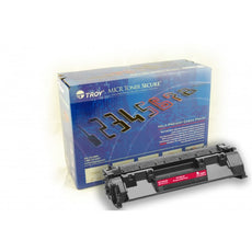 Troy 0281550001 MICR Toner Cartridge For HP 80A, CF280A Black - 2.7K