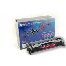 Troy 0281551001 MICR Toner Cartridge For HP 80X, CF280X - Black - 6.8K