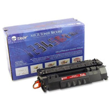 Troy 0281036001 MICR Toner Cartridge For HP 49A, Q5949A Black - 2.5K