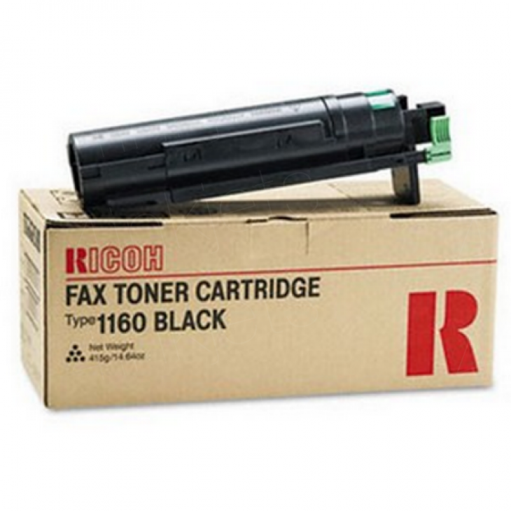 Ricoh 430347 OEM Toner Cartridge For FAX 3310L, 4420L Black - 5K