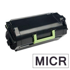Compatible Lexmark 52D1H00, 521H MICR Toner Cartridge For MS810N Black - 25K