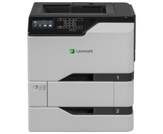 Lexmark CS720dte Color Laser Printer - ENERGY STAR