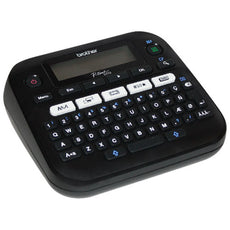 Brother PT-D210BK Easy-to-Use Label Maker Printer