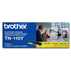 OEM Brother TN-110Y Toner Cartridge For DCP-9040CN Yellow - 1.5K