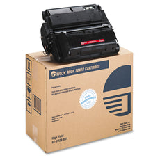 Troy 0281136001 MICR Toner Cartridge For HP 42X, Q5942X Black - 20K