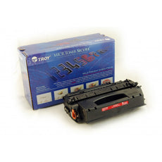 Troy 0281213001 MICR Toner Cartridge For HP 53X, Q7553X Black - 7K