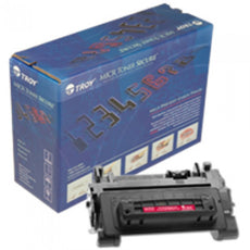 Troy 0281350001 MICR Toner Cartridge For HP 90A, CE390A Black - 10K