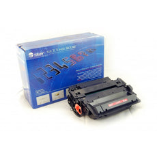 Troy 0281601001 MICR Toner Cartridge For HP 55X, CE255X Black - 12.5K