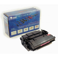 Troy 0281676001 MICR Toner Cartridge For HP 87X, CF287X - Black - 18K