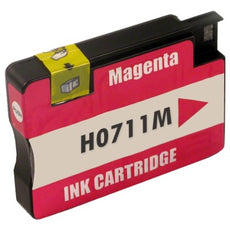 Compatible HP 711, CZ131A Ink Cartridge - Magenta - 29ml