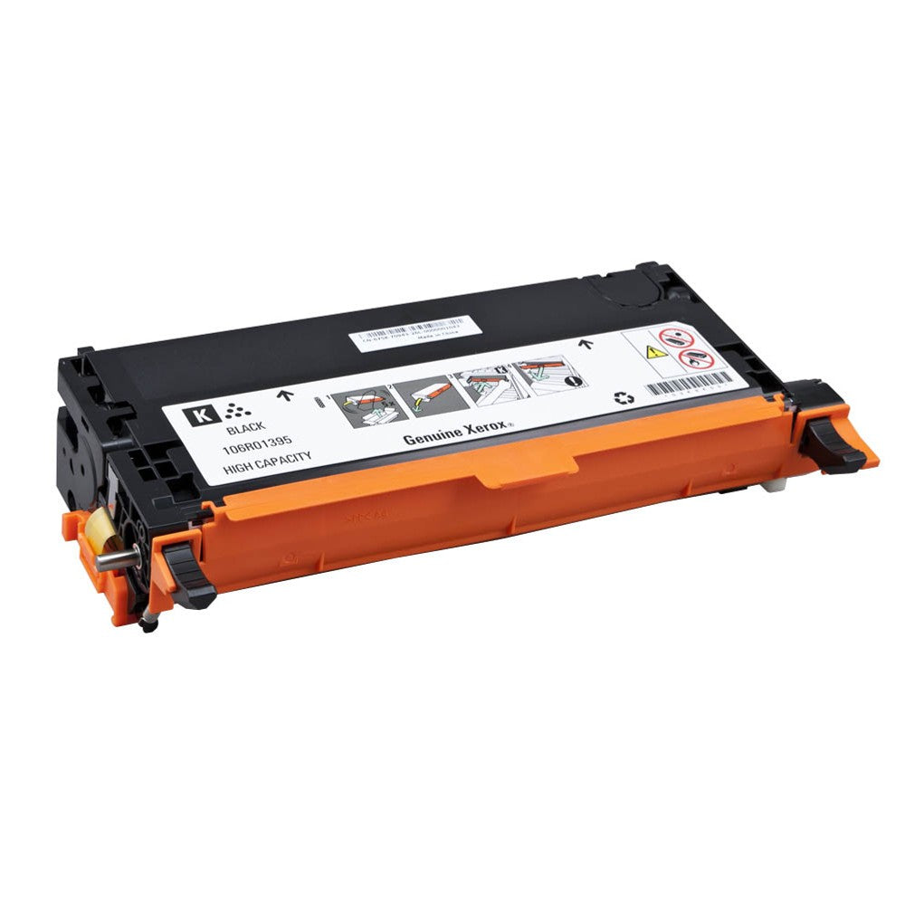 Compatible Xerox 106R01395 Toner Cartridge For Phaser 6280 Black - 7K