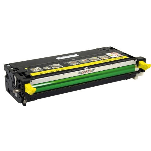 Compatible Dell 330-1204, G485F Toner Cartridge For 3130 Yellow - 9K