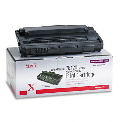 OEM Xerox 013R00606 Toner Cartridge For WorkCentre PE120 Black - 5K