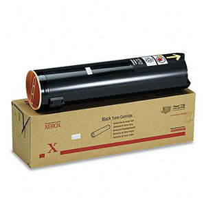 Xerox 106R00652 OEM Toner Cartridge For Phaser 7750 Black - 32K
