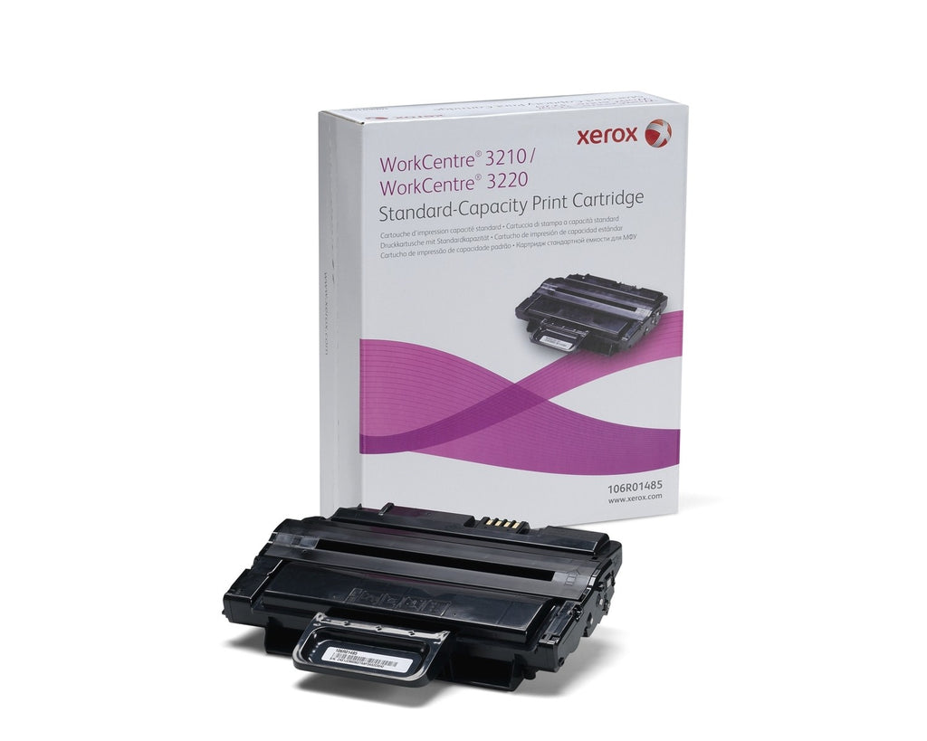 Xerox 106R01485 OEM Toner Cartridge For WorkCentre 3210 Black - 2K