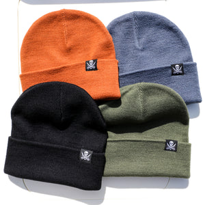 OUTER BANKS BEANIE - PETROL BLUE