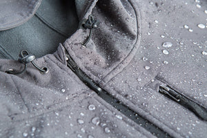 HELMSMAN JACKET - STEALTH GREY