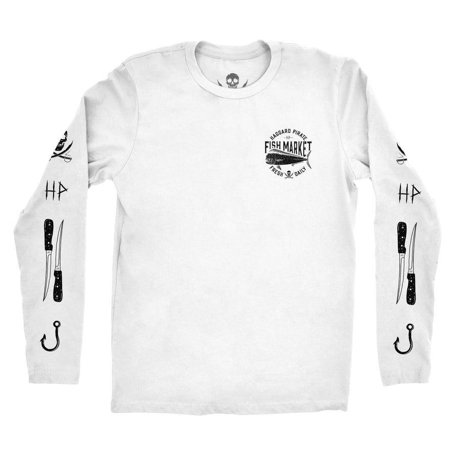 FRESH DODO UV L/S - WHITE