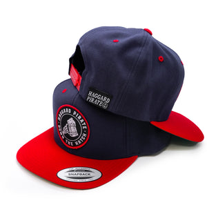 DOWN THE HATCH SNAPBACK
