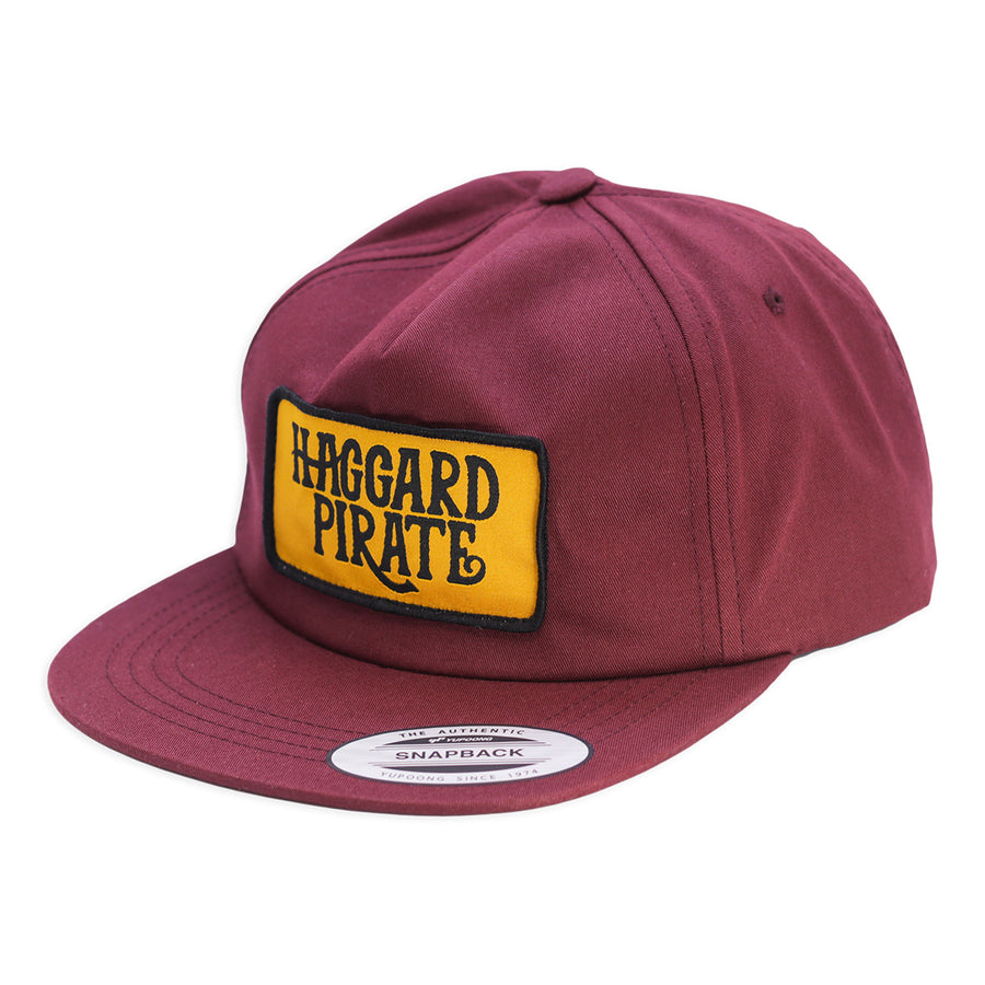 OLD SCRIPT UNSTRUCTURED SNAPBACK