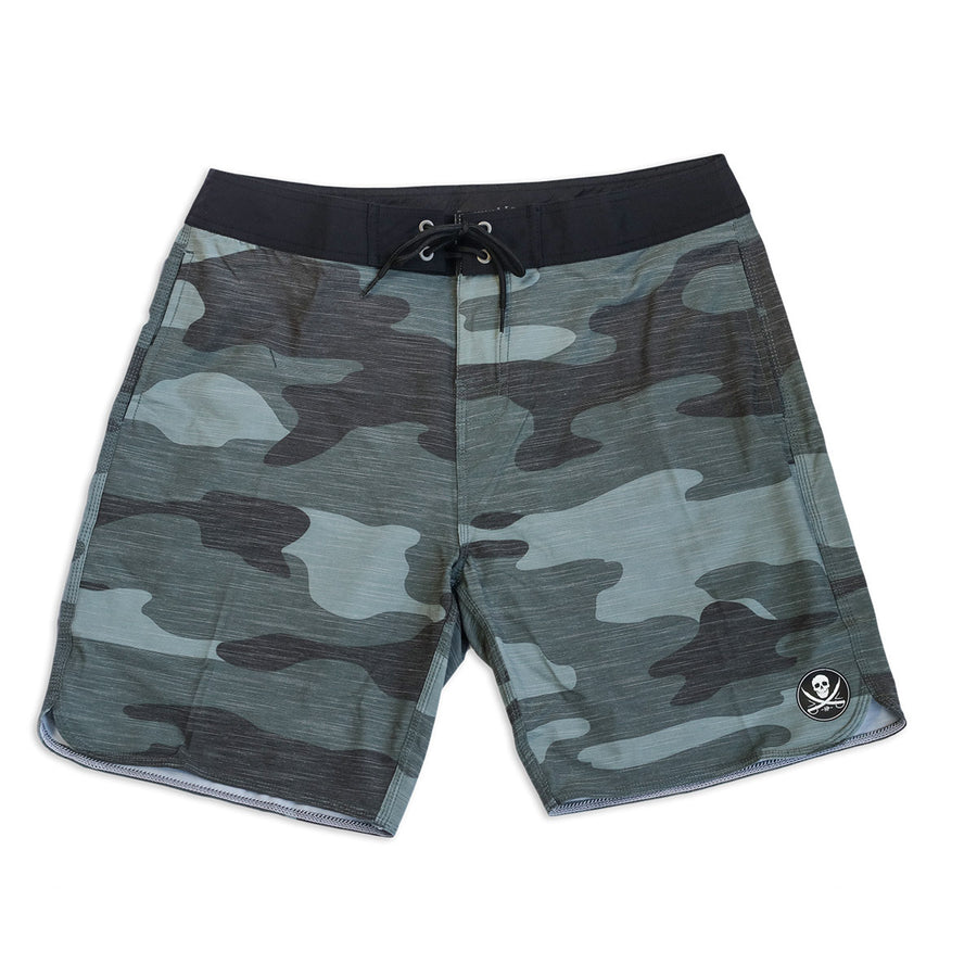 WASHED CAMO BOARDIES