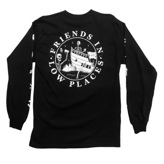 LOW PLACES L/S TEE