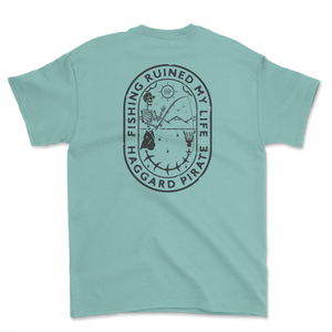 RUINED MY LIFE TEE - SEAFOAM