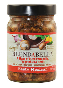 Zesty Mexican BLENDABELLA - Giorgio Foods