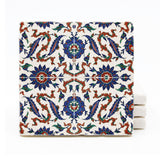 Moroccan Tile Drink Coasters (Version 2)
