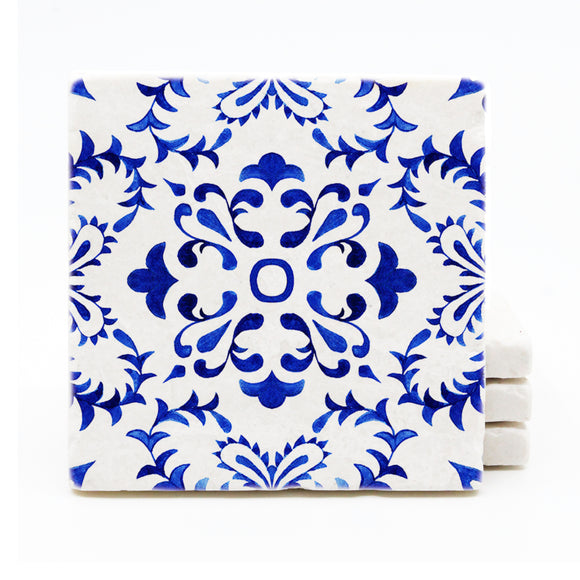 Moroccan Tile Drink Coasters