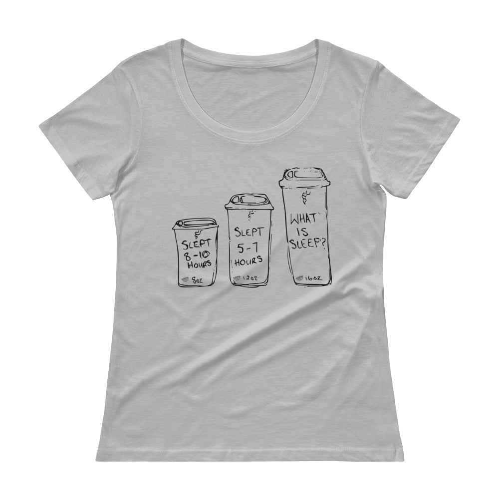 What is Sleep Short Sleeve Women's Tee